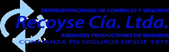 Recoyse Cía. Ltda. Logo